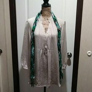 Women's flowing blouse